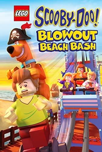 Lego Scooby-Doo! Blowout Beach Bash (2017) [1080p] [BluRay] [YTS MX]