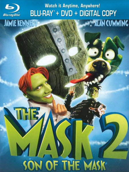 Son Of The Mask (2005) 720p Bluray x264 Dual Audio Hindi DD5.1 Eng DD5.1 ES ...