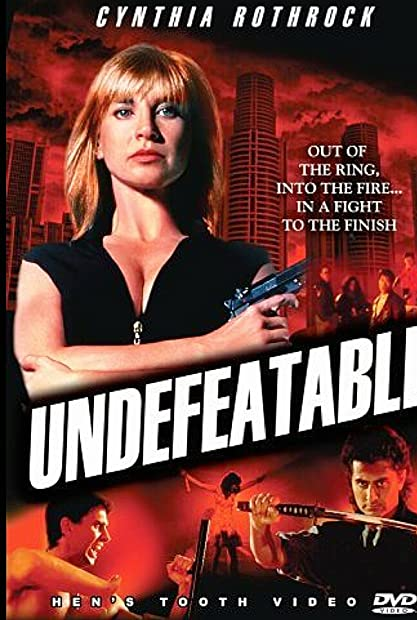 Undefeatable 1993 DvdRip H264 AC3 DD2 0 Will1869