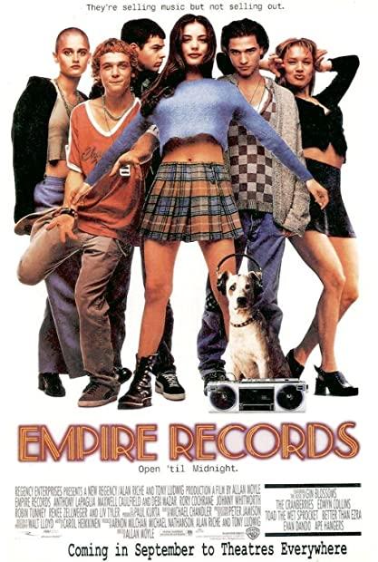 Empire Records (1995) (1080p BDRip x265 10bit EAC3 5 1 - xtrem3x) TAoE mkv
