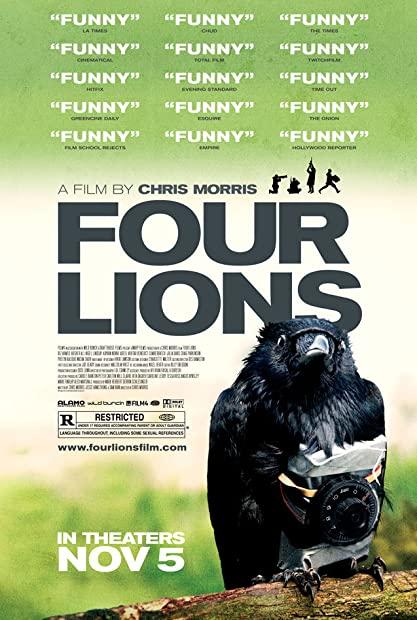 Four Lions 2010 720p BluRay H264 BONE