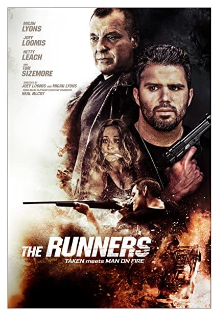 The Runners (2020) 720p HDRip Hindi-Dub Dual-Audio x264 - 1XBET