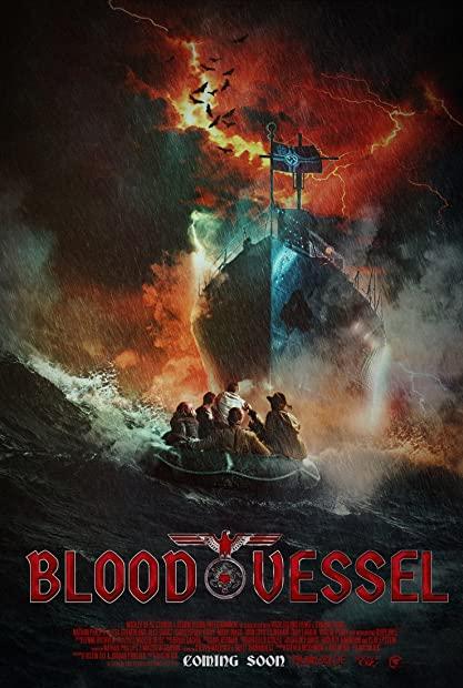 Blood Vessel 2019 720p AMZN WEBRip 800MB x264-GalaxyRG