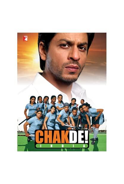 Chak De! India 2007 Hindi 1080p BluRay x264 DD 5 1 MSubs - LOKiHD - Telly