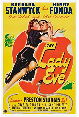 The Lady Eve 1941 720p BluRay X264-AMIABLE