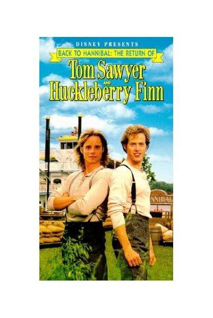 Tom Sawyer and Huckleberry Finn (2014) 720p WEB X264 Solar