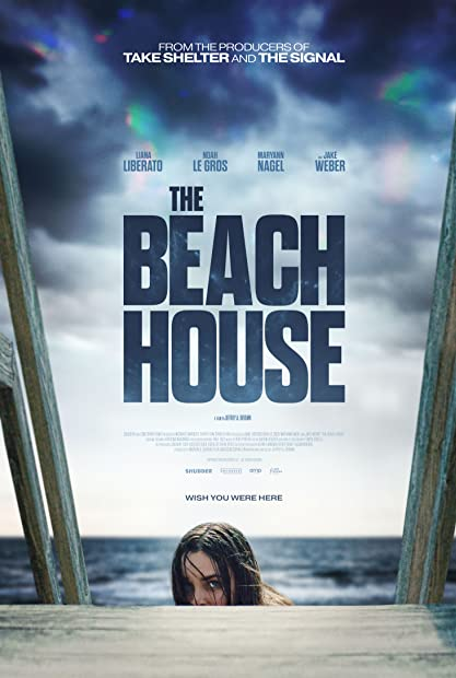 The Beach House (2019) 720p HDRip Hindi-Dub Dual-Audio x264 - 1XBET