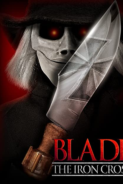 Blade the Iron Cross (2020) 720p HDRip Hindi-Dub Dual-Audio x264