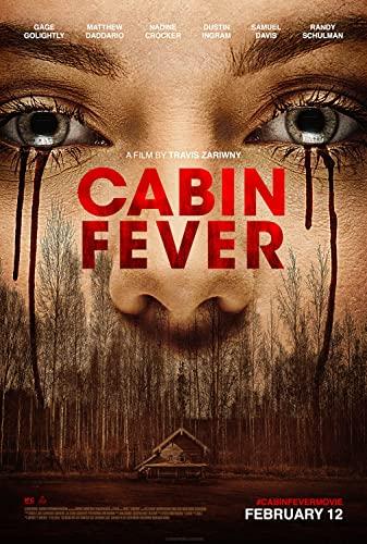 Cabin Fever 2016 1080p BluRay x265-RARBG