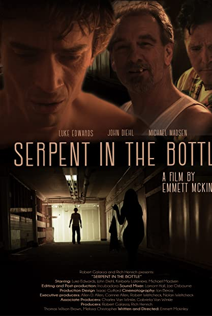 Serpent In The Bottle 2020 720p WEBRip 800MB x264-GalaxyRG