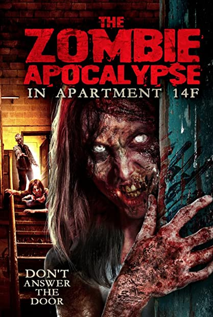 The Zombie Apocalypse in Apartment 14F (2019) 720p HDRip Hindi-Dub Dual-Aud ...