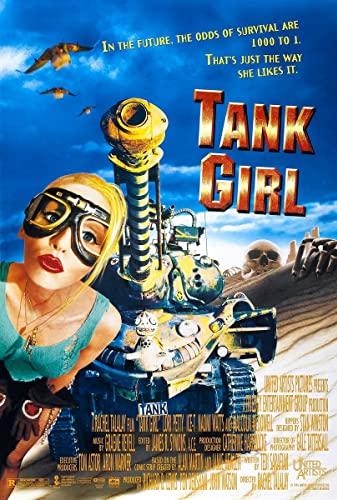 Tank Girl 1995 1080p BluRay x265-RARBG