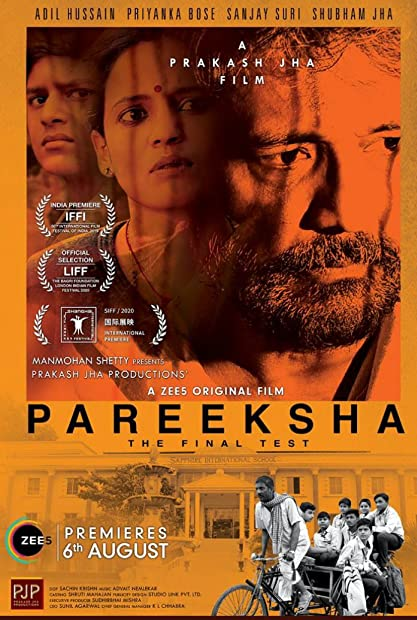 Pareeksha 2020 Hindi 720p WEBRip x264 AAC ESubs - LOKiHD - Telly
