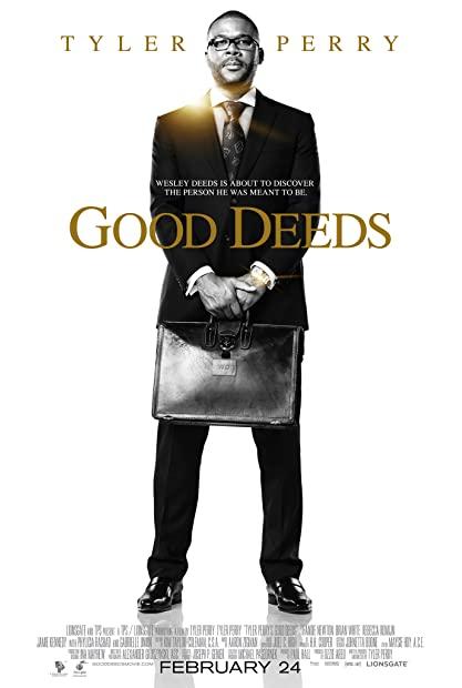 Tyler Perry's Good Deeds (2012) (1080p BDRip x265 10bit EAC3 5 1 - r0b0t) TAoE mkv
