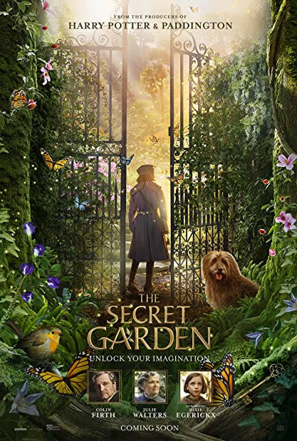 The Secret Garden 2020 HDRip XviD AC3-EVO
