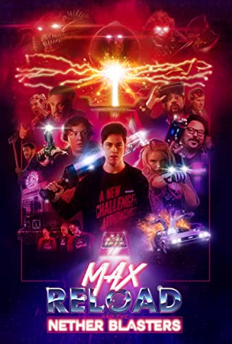 Max Reload and the Nether Blasters 2020 720p BluRay 800MB x264-GalaxyRG