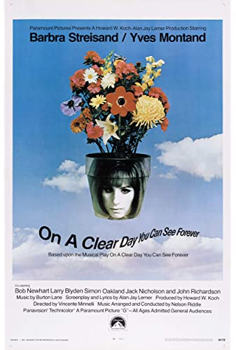 On a Clear Day You Can See Forever 1970 BRRip XviD MP3-XVID