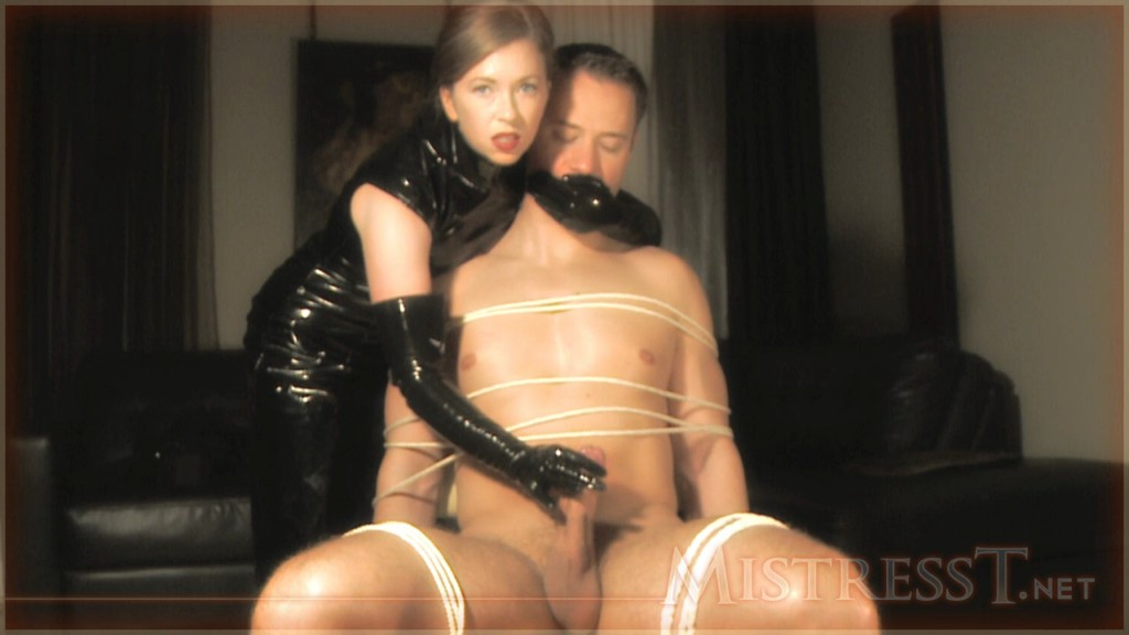 MistressT 11 04 16 Latex Glove Encouraged Milking XXX 720p WMV-WEIRD