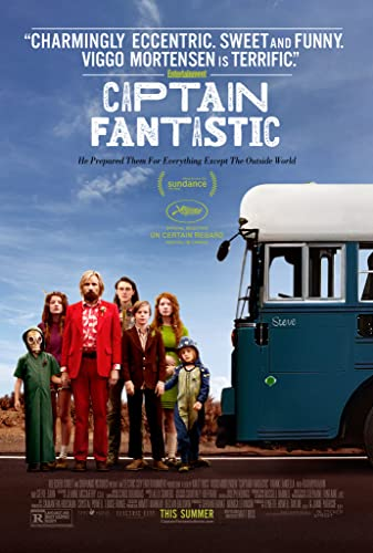 Captain Fantastic (2016) [720p] [BluRay] [YTS MX]