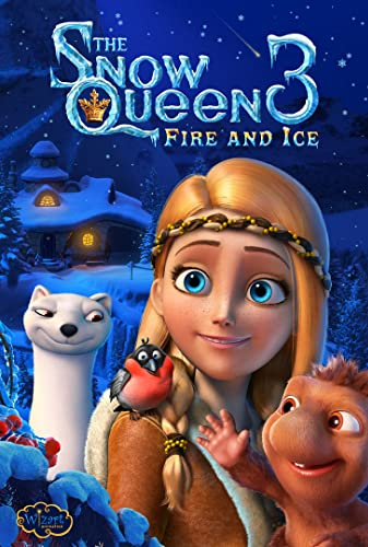 The Snow Queen 3 Fire and Ice (2016) [720p] [BluRay] [YTS MX]