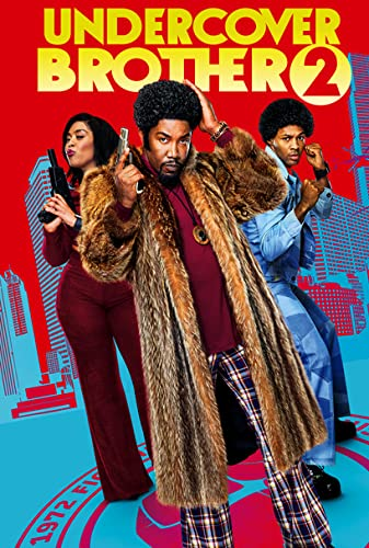 Undercover Brother 2 2019 BRRip XviD AC3-EVO[TGx]