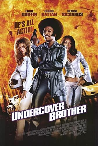 Undercover Brother 2002 1080p BluRay x265-RARBG