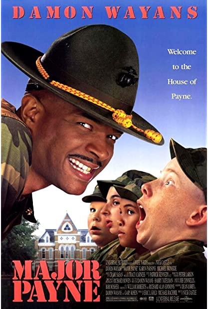 Major Payne 1995 720p BluRay 999MB HQ x265 10bit-GalaxyRG