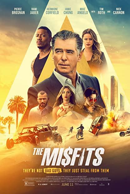 The Misfits 2021 720p WEBRip 999MB HQ x265 10bit-GalaxyRG