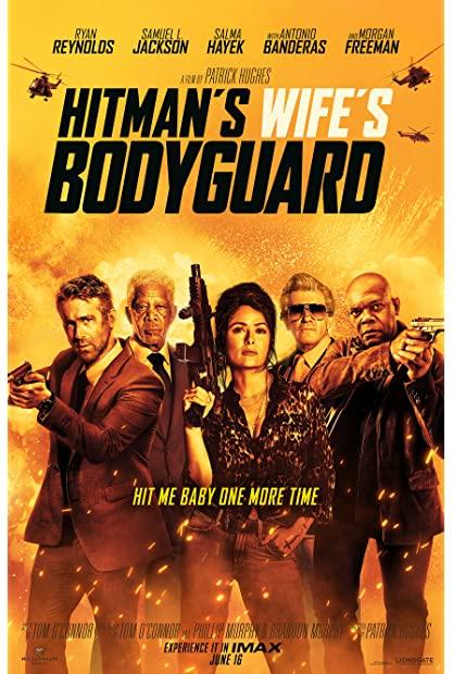 The Hitmans Wifes Bodyguard 2021 HDRip 850MB x264-BONSAIHOOEY