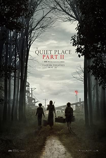 A Quiet Place Part II (2021) Hindi Dub 1080p WEBRip Saicord