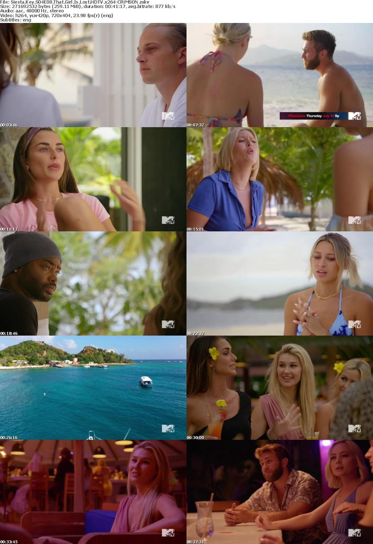 Siesta Key S04E08 That Girl Is Lost HDTV x264-CRiMSON