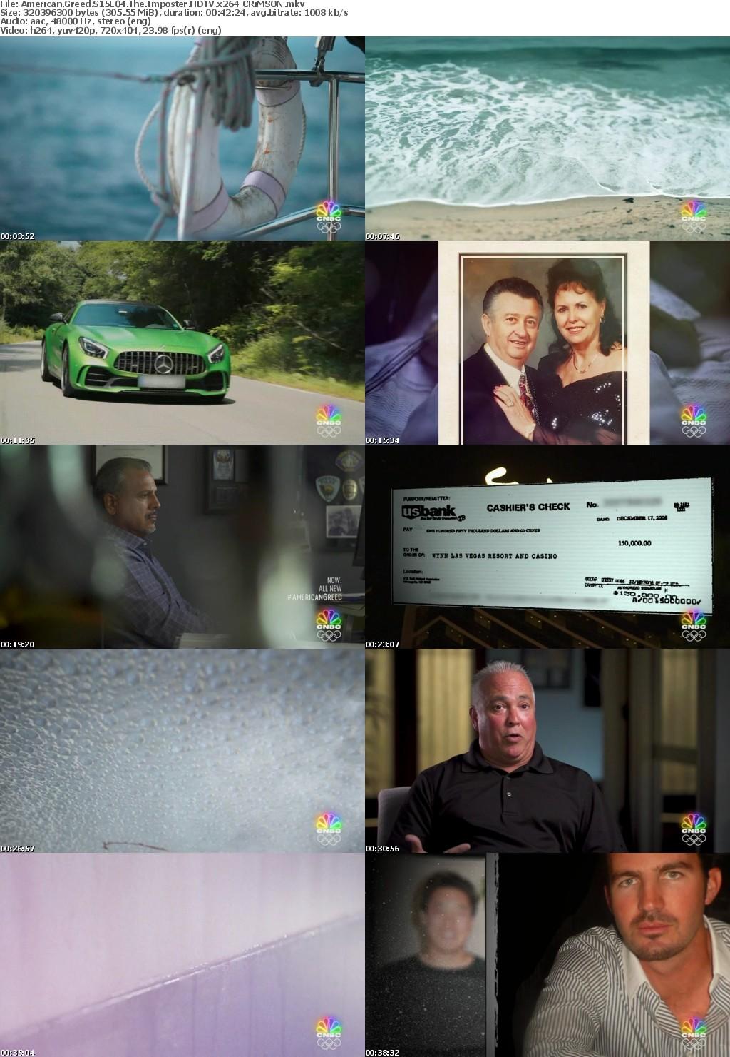 American Greed S15E04 The Imposter HDTV x264-CRiMSON