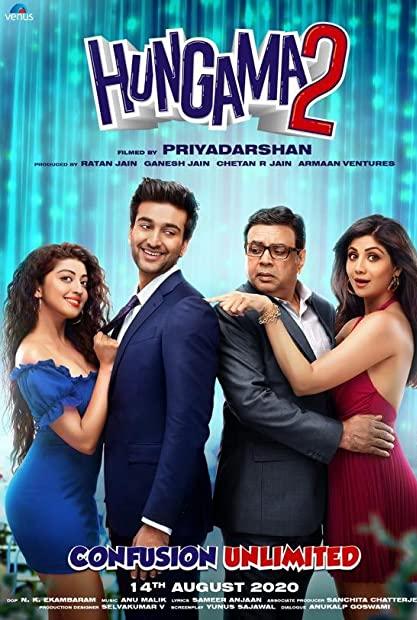Hungama 2 2021 Hindi 720p DSNP WEBRip AAC 5 1 ESubs x264 - LOKiHD - Telly mkv