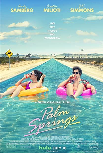 Palm Springs (2020) Hindi Dub BDRip Saicord