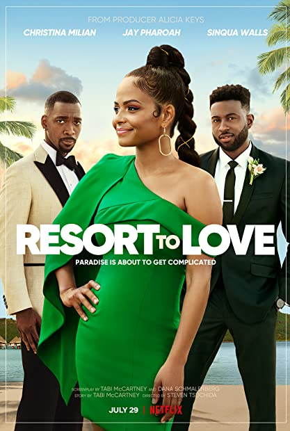 Resort to Love (2021) Dual Audio Hindi DD5 1 720p WEBRip Msubs - Shieldli - LHM123