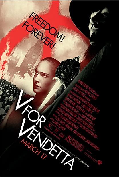 V for Vendetta (2005) MULTI (9 audio, 26 sub languages) 1080p BluRay AV1 Opus AV1D (hindi, portugues, mandarin chinese; subs: russian, arabic)