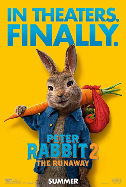 Peter Rabbit 2 The Runaway 2021 BRRip XviD AC3-EVO