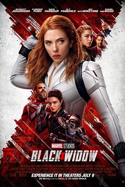 Black Widow (2021) (1080p BluRay x265 HEVC 10bit AAC 7 1 Vyndros)