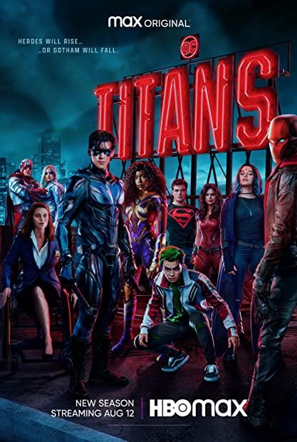 Titans 2018 S03E08 Home 720p HMAX WEBRip DD5 1 x264-NTb