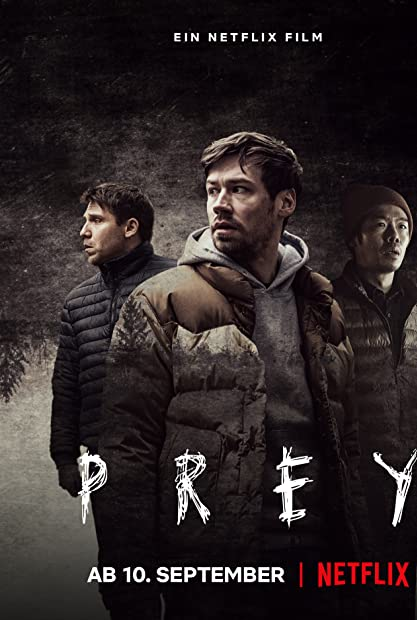 Prey (2021) Hindi Dub WEB-DLRip Saicord