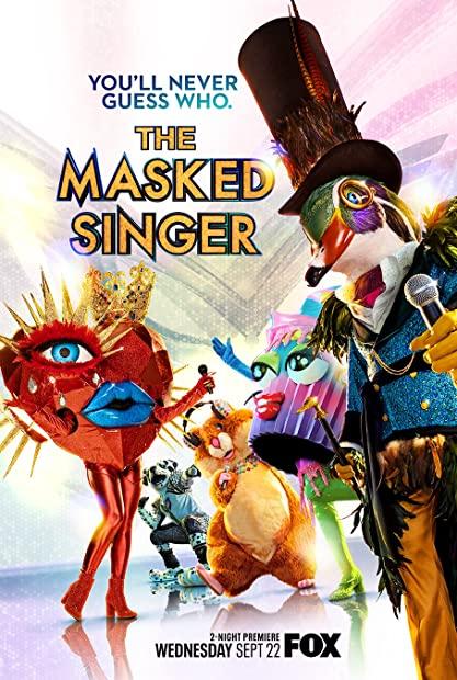 The Masked Singer S06E02 720p WEB h264-BAE