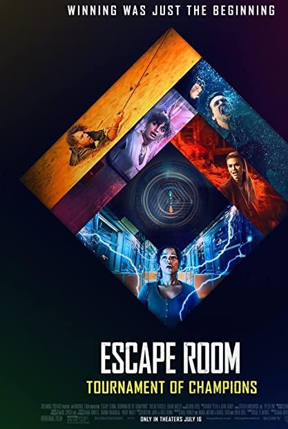 Escape Room 2 Tournament of Champions (2021) EXTENDED BluRay 1080p H264 Ita Eng AC3 5 1 Sub Ita Eng realDMDJ
