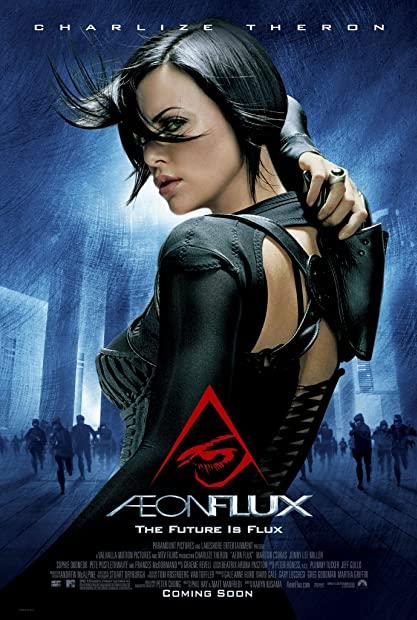 Aeon Flux (2005) 720p BluRay X264 MoviesFD