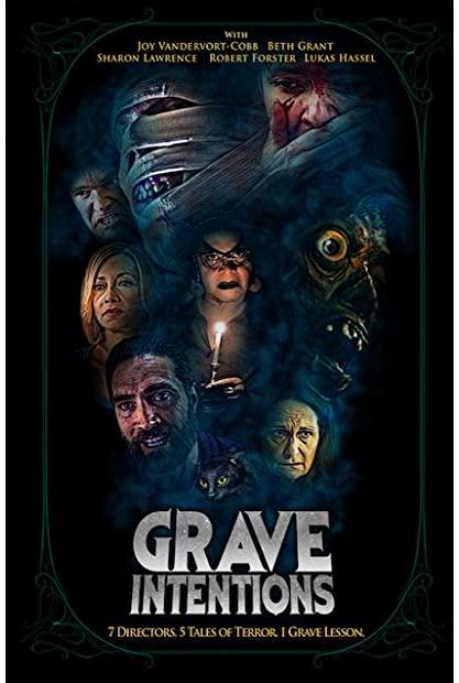 Grave Intentions 2021 HDRip XviD AC3-EVO