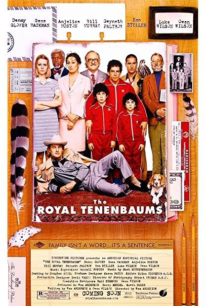 The Royal Tenenbaums 2001 1080p BluRay H264 AC3 Will1869