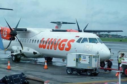 57793258dfbfbbda93f7e6653510b5da59354a7 Bandara Silangit Tapanuli Utara Siap Didarati Pesawat Tipe ATR 72